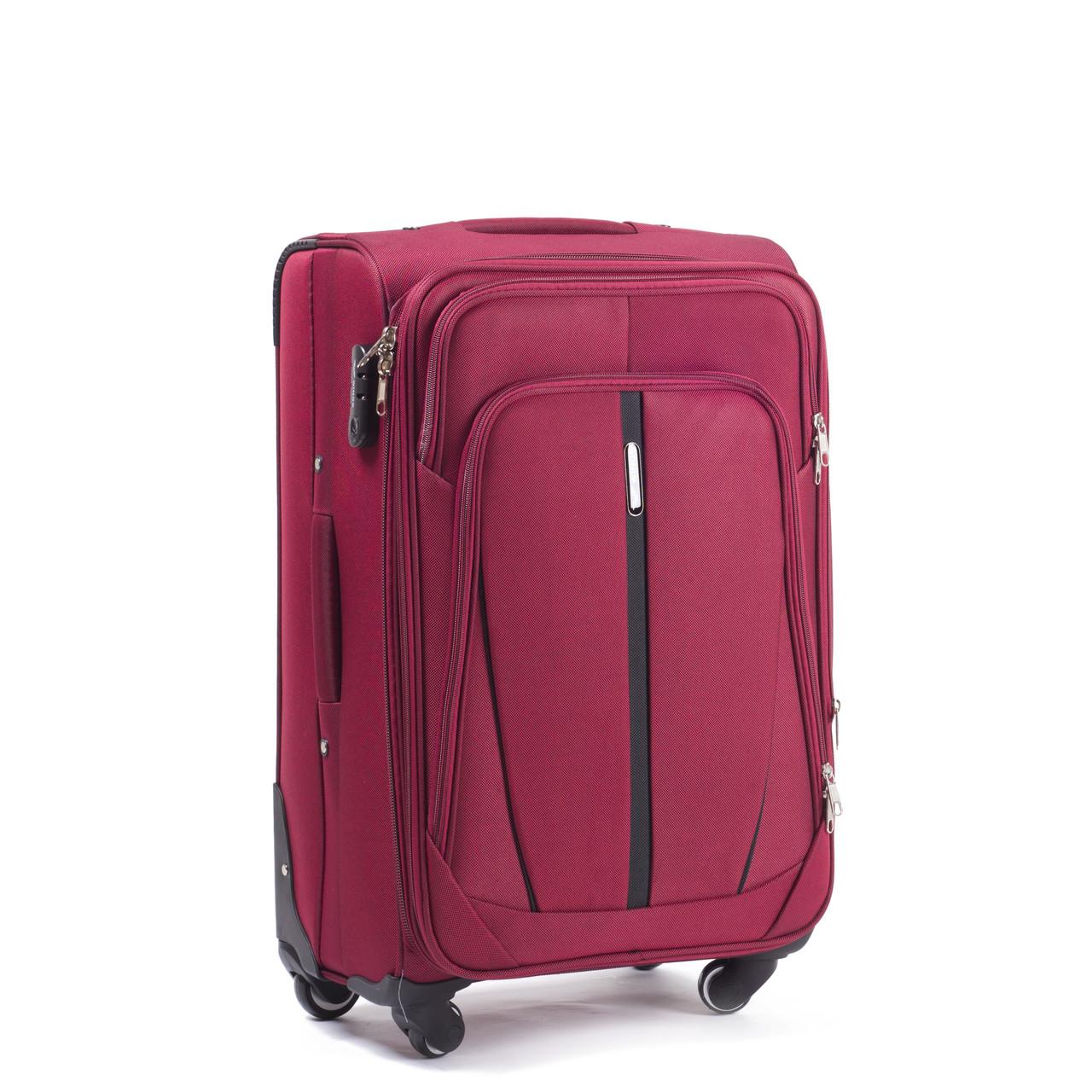 Большой тканевый чемодан Wings 1706 на 4 колесах  продажа, цена в ... 8eafc8321bd