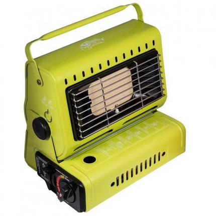 Газовый обогреватель с керамическим нагревательным элементом Tramp TRG-037, фото 2