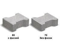 Двойное Т (цвет на сером цементе) 10 см.