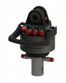 Ротатор для грейфера FHR 4.500L фирмы Formiko Hidraulics (Прибалтика)