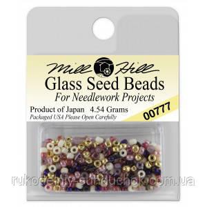 00777 бисер Mill Hill, 11/0 Potpourri Glass Beads