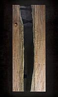 Стол дизайнерский А201120 из слєба Дуба и стекла