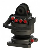 Ротатор для грейфера FHR 4.500SF фирмы Formiko Hidraulics (Прибалтика)