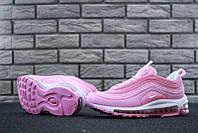"Кроссовки женские Nike Air Max 97 ""Ярко-розовые"" найк аир макс р. 36-40"