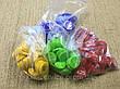 Номерок для ключей из цветного пластика, фото 6