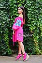 Туника платье вышиванка лен, стиль бохо шик, вишите плаття вишиванка, Bohemian,стиль Вита Кин, фото 8