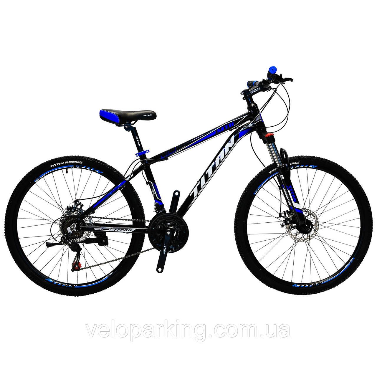 Горный алюминиевый велосипед Titan Atlant 26″ (2018) new