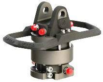 Ротатор для грейфера LTR 6.000F фирмы Formiko Hidraulics (Прибалтика), фото 2