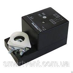 Електропривод без поворотної пружини DA02N24PIS