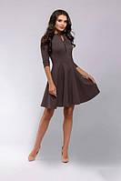 Милое расклешенное  платье с рукавом PR22, фото 1