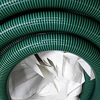 Шланг для фекалій AGRO 100 мм Gamrat, ПВХ рукав асенізаторний д.100*6,5 мм -25С