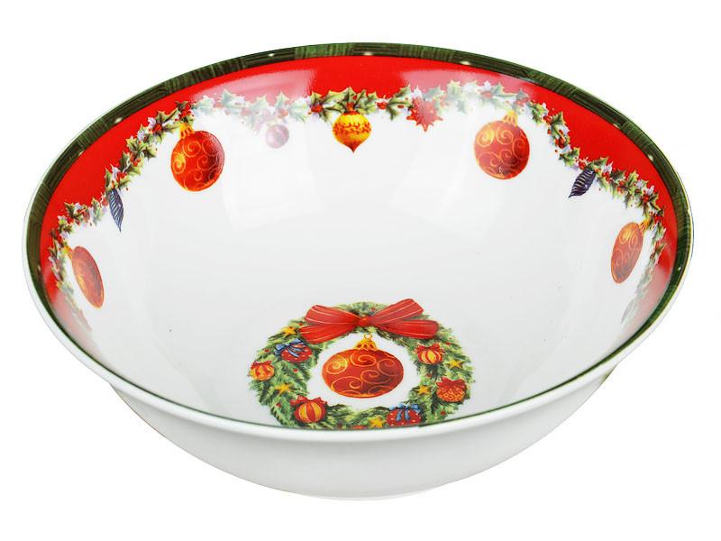 """Салатник 15,5 см """"Новогодняя коллекция"""", Lefard, 985-018"""