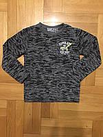 Реглан с начесом для мальчика оптом, Active Sport, 86-116 рр., Арт.HZ-6416, фото 2