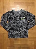 Реглан с начесом для мальчика оптом, Active Sport, 86-116 рр., Арт.HZ-6416, фото 4