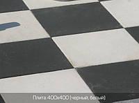 Плита (цвет на сером цементе) 6 см.