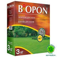Biopon осеннее для газона 3кг