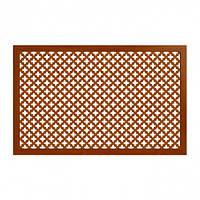 Декоративная решетка на батарею, экран на радиатор отопления