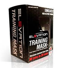 Маска полулицевая тренувальна Elevation Training Mask 4548, фото 3