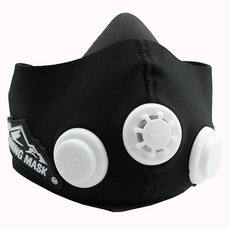 Маска полулицевая тренувальна Elevation Training Mask 4548, фото 2
