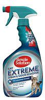 Simple Solution (Симпл Солюшен) Extreme Cat Stain and Odor Remover Средство для удаления пятен и запаха котов