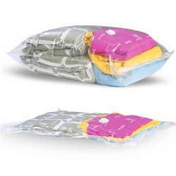Вакуумный пакет для одежды MHZ 80х120 см