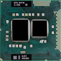 Процессор S-G1 Intel i5-450M SLBTZ 2.4-2.6GHz 3MB