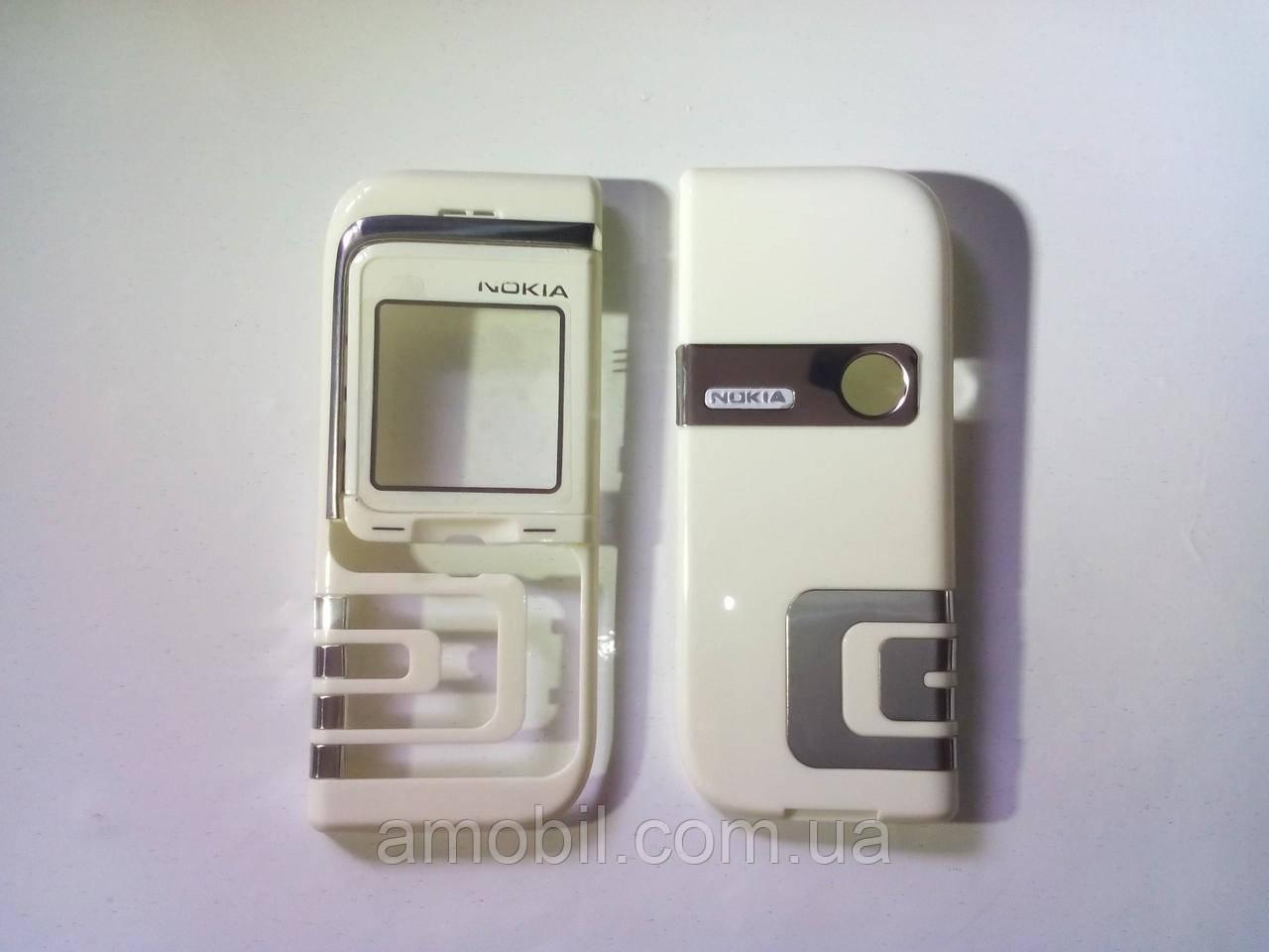 Корпус Nokia 7260 white