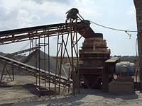 Дробильный комплекс для изготовления песка