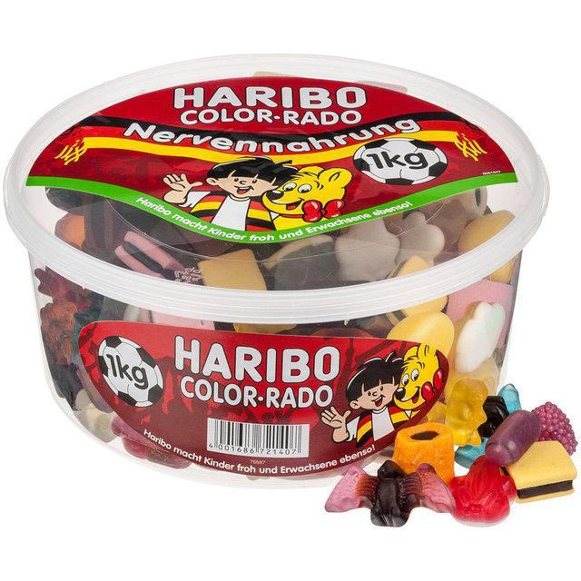 Haribo Color-Rado 1000 г.