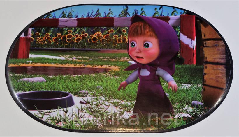 Моющаяся детская салфетка-подложка для защиты стола при лепке, рисовании, апликациях, 28см*40см, фото 2