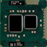 Процессор S-G1 Intel i5-430M SLBPN 2.26-2.53GHz 3MB