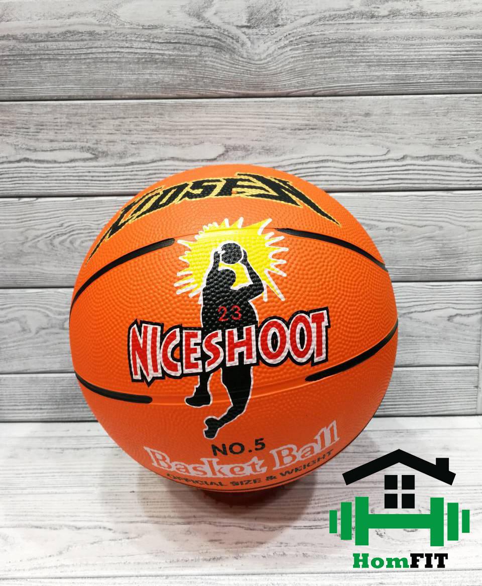 Баскетбольный мяч NICESHOOT №5