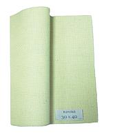 Канва вышивальная (бежевая, разные размеры, каунт 14):30 х 40см