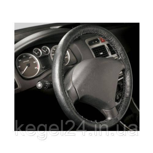 Шкіряний чохол на кермо Car Classic розмір S діаметр 36-38 см