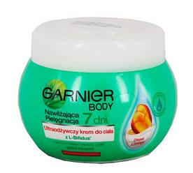 Garnier Body Intensive 7 days rich nourishing Cream увлажняющий лосьон для тела 300 ml