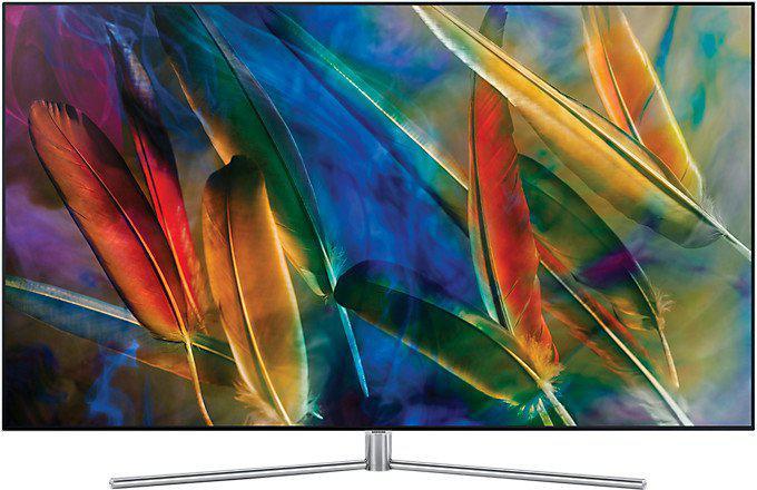 Телевизор Samsung QE55Q7FAM (PQI 3100Гц, UltraHD 4K, Smart, Supreme UHD Dimming, QHDR 1500)