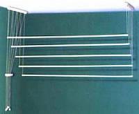 Сушилка потолочная металическая 120-P5 120 см, фото 1