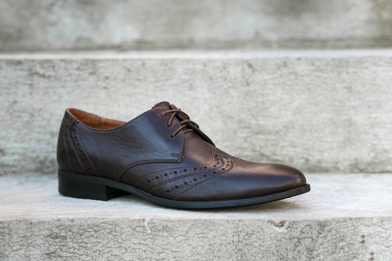 Броги ІКОС/IKOS взуття стильних чоловіків