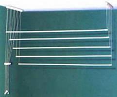 Сушарка стельова металева 150-P5 150 см