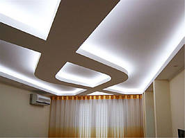 Освещение зданий. LED подсветка. Освещение помещений.