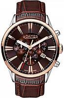Мужские классические часы Roamer 508837 41 65 05