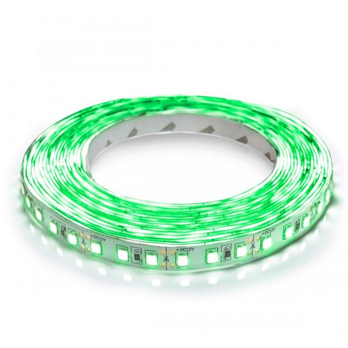 Светодиодная лента LED Biom 2835-120 IP20 зеленый цвет, негерметичная, 1м