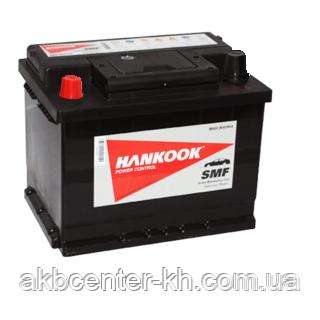 Автомобильный аккумулятор HANKOOK 6СТ- 62А2 540А L