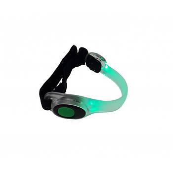 Браслет-подсветка для бега LiveUp LED SAFETY ARM (LS3408)