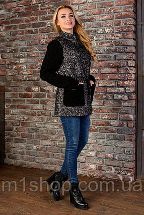 пальто демисезонное женское Modus Старк 1091, фото 2