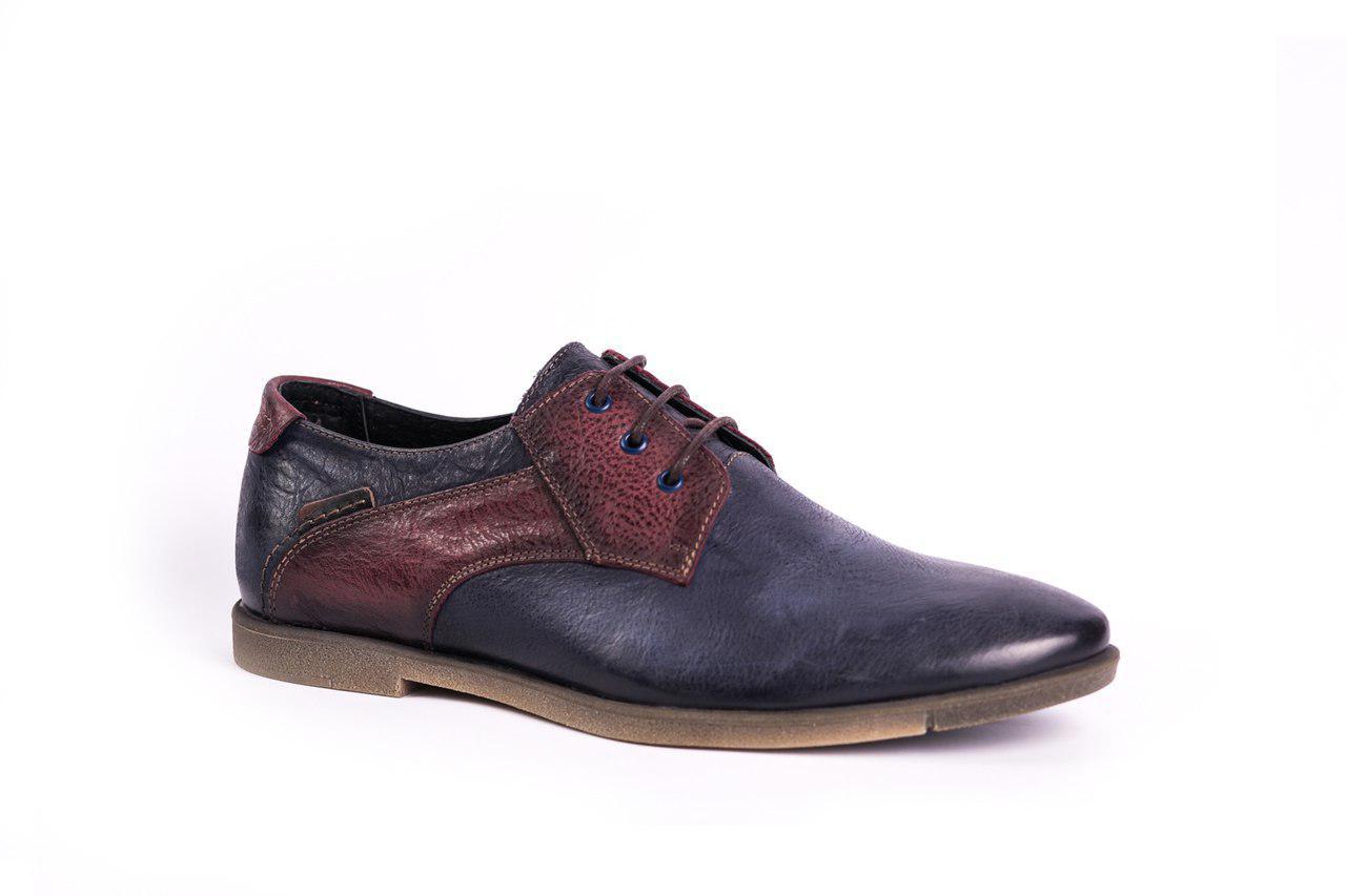 Шкіряні туфлі Covalli - зручне взуття на кожен день!