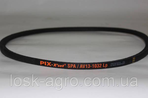 Ремінь приводний клиновий SPA-1320 УА-1320