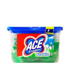 Ace Ecodosi Bucaneve Капсулы для стирки 20 шт