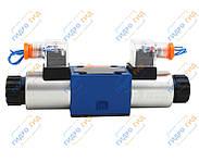 Гидрораспределитель электромагнитный  ДУ6, схема W (84А)
