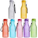 Фітнес пляшка BPA Free (матова), фото 2
